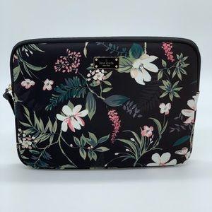 """Kate Spade ♠️ Botanical Print Laptop Case for 13"""""""